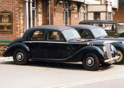 1953 Riley RME