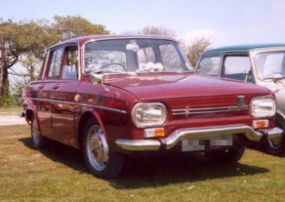 1968 Renault 10 Major