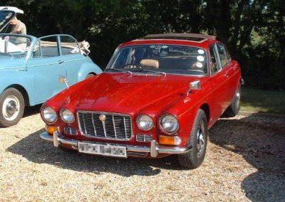 1972 Jaguar XJ6 4.2