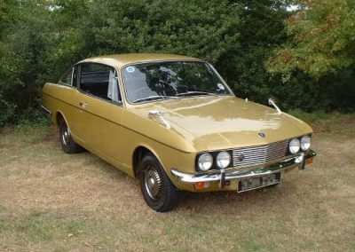 1973 Sunbeam Rapier Fastback