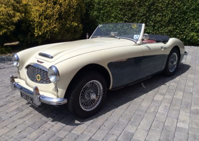 1960 Austin Healey Mk1