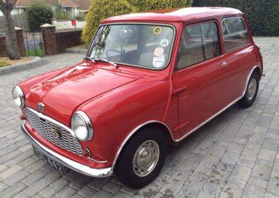 1961 Austin Mini Seven