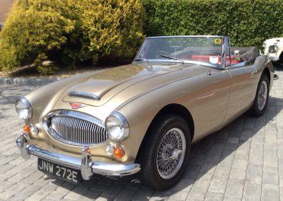 1966 Austin Healey Mk3
