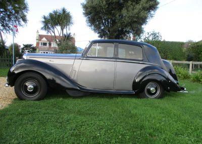 Alan's 1952 Bentley 4.5-Litre