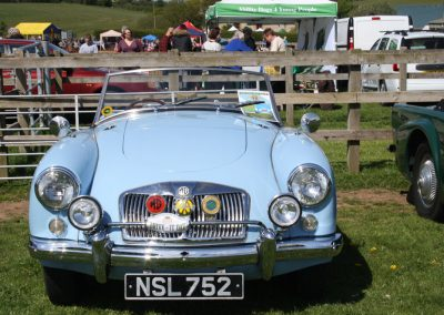 1956 MGA