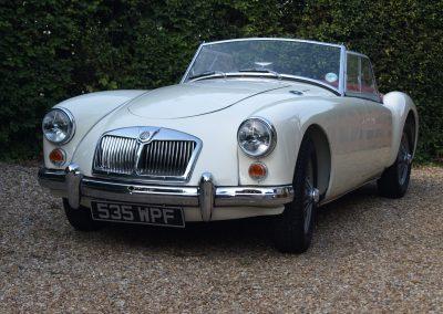 1961 MGA Mk2