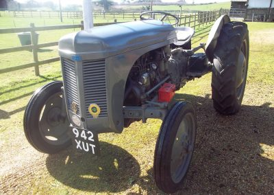 Dave's 1954 Fergusson TFE20