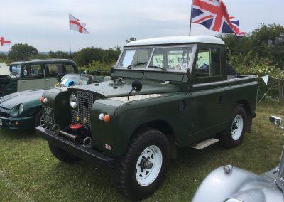 Dave's 1966 Land Rover Series-2a