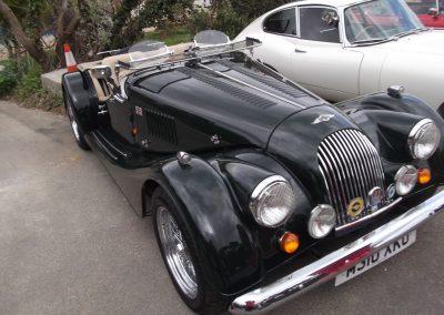 Mike's Morgan V8