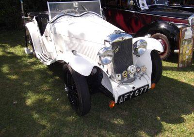 Paddi's Affy 1934 Aero Minx