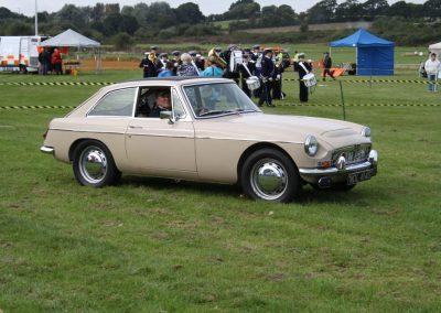 Ray's 1968 MGC GT