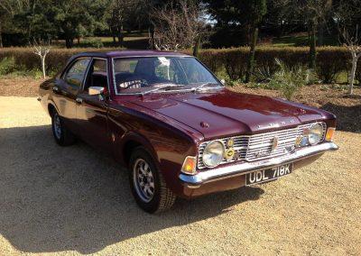 Kevins 1971 Cortina Mk3
