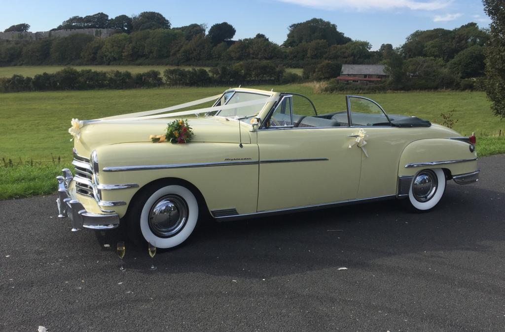 1949 Chrysler Windsor Series Highlander Convertible