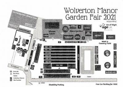 Wolverton Manor Garden Fair 2021