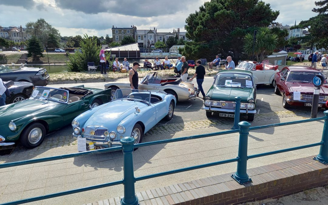 Vic Gallucci's Classic Car Extravaganza Ryde Seafront 11th & 12th Sept